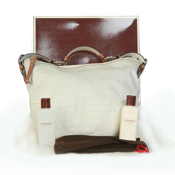 d1d0d38607 Coach Handbag Dust Bag Cleaners Box Gift Idea NWT